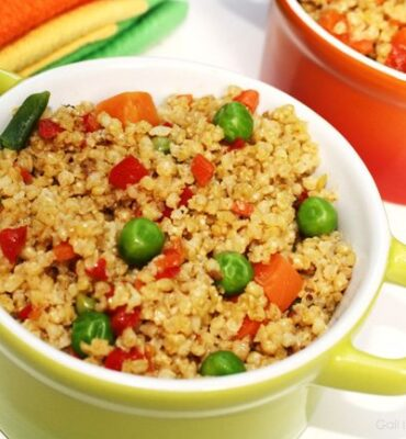 "Millet Recipes: Millet Fried ""Rice"", Two Ways"