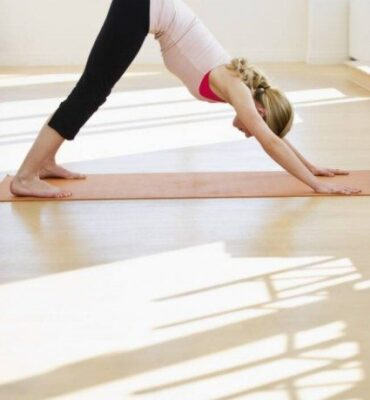 Video: Yoga Workout Routines at Home for a Younger Body
