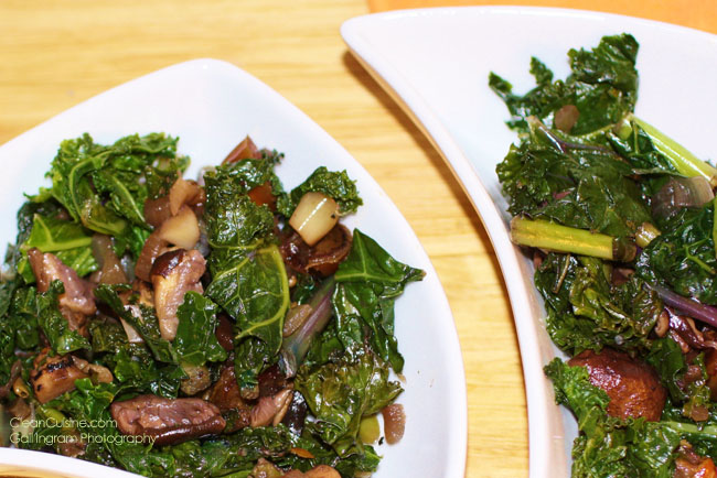 Recipe for Kale