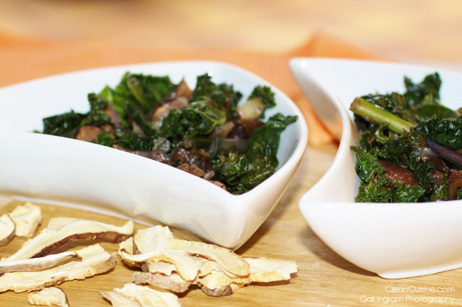 Simple Way to Prepare Kale