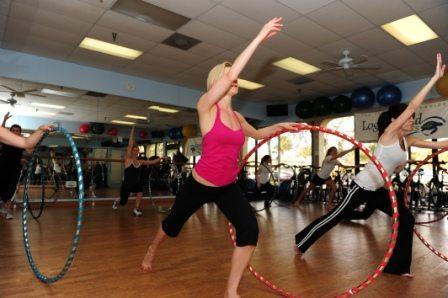 Hoopnastics Hula Hoop Exercise