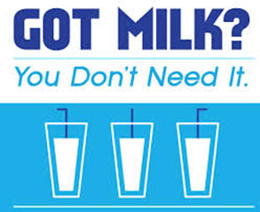 you don't need milk