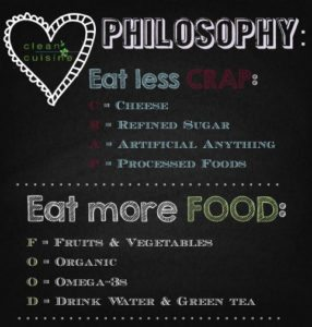 eat less crap ad