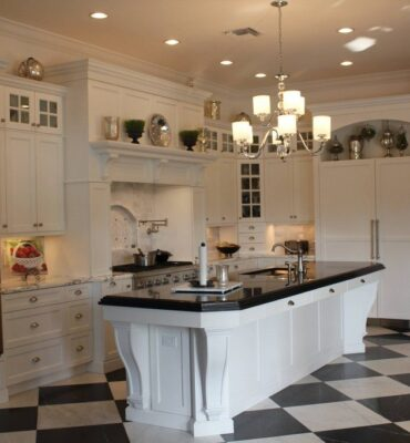 New Kitchen, New Clean Cusine Website & New Blog Column Too!