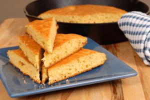 clean eating garbanzo bean bread for kids