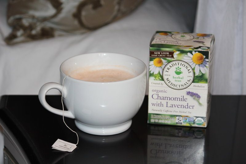bed time tea
