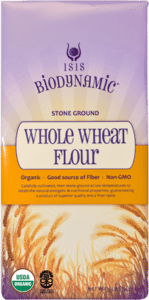 ISIS Biodynamic Whole Wheat Flour