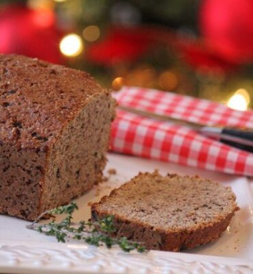 Savory Superfood Whole Grain Bread Recipe