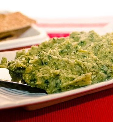 Kale and Artichoke Dip Recipe