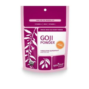 Navitas Naturals Goji Powder