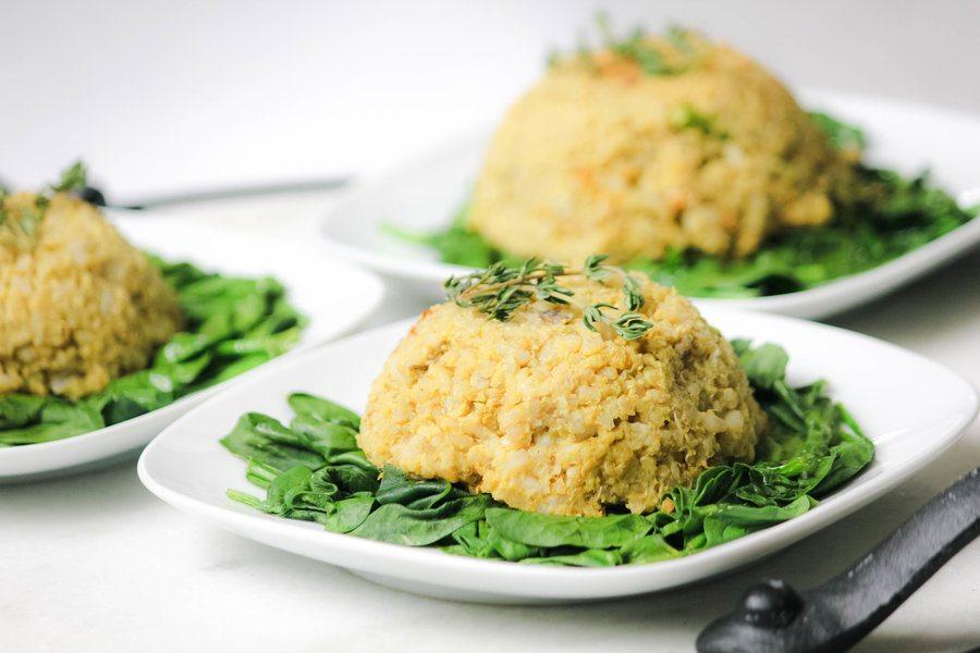 Clean Cuisine Asparagus Risotto