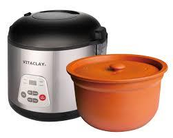 Vita Clay Rice Cooker