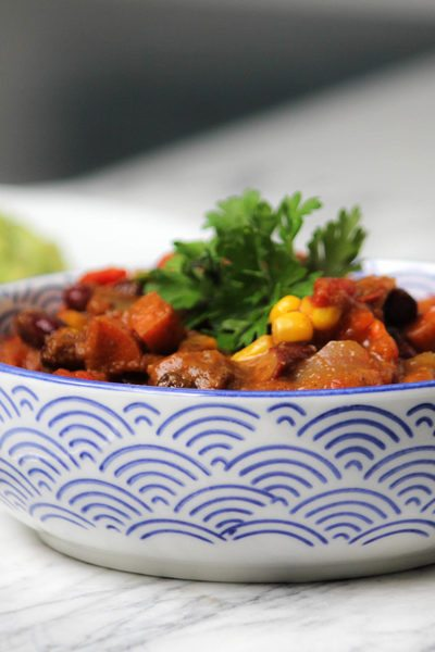 Crock Pot Chili Recipe Has LOTS of Flavor (Thank You Beer)