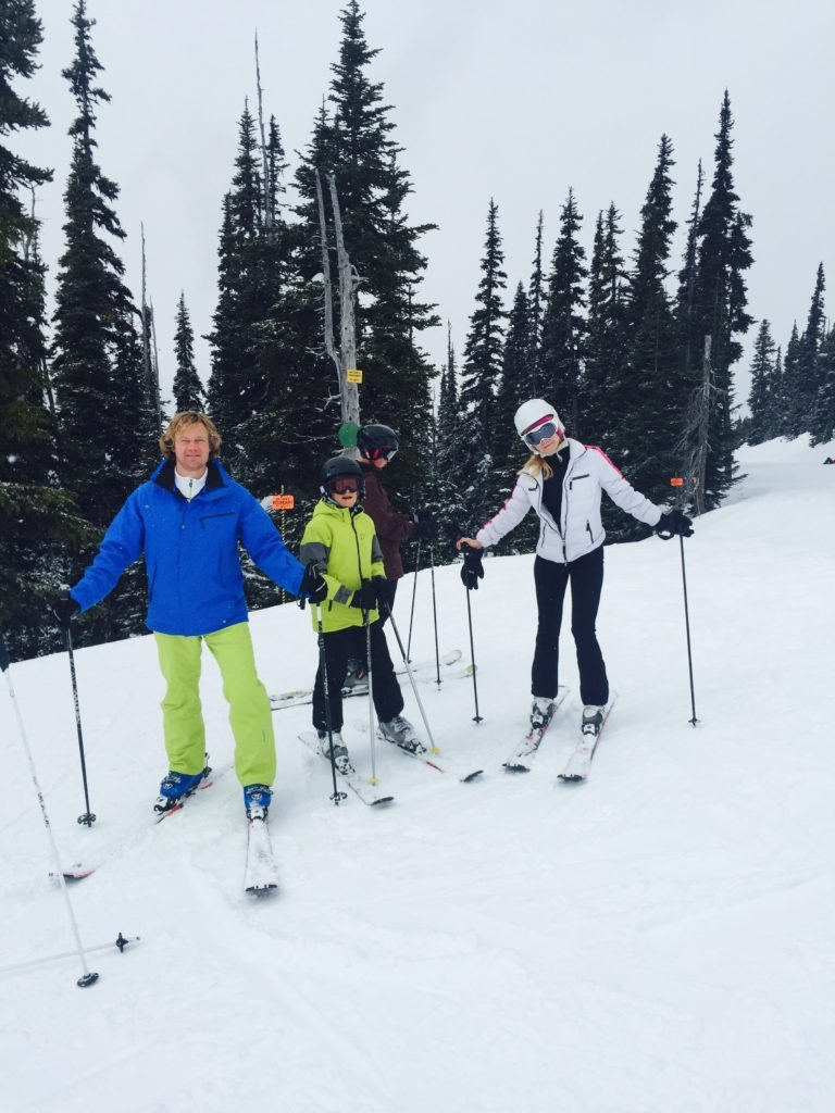 ski Whistler Blackcomb