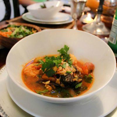 Seafood Bouillabaisse Recipe