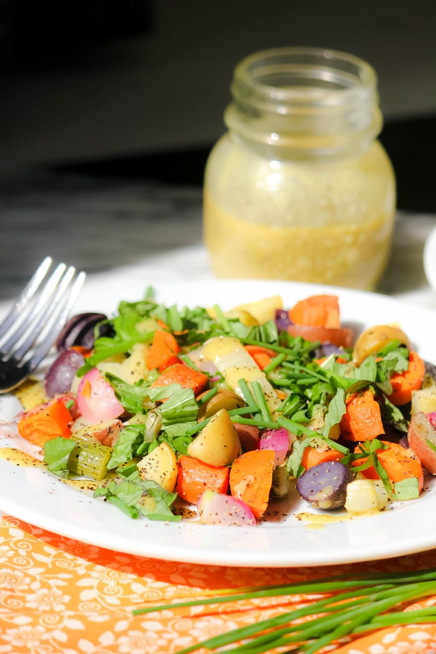Vegetable Salad Recipe 2