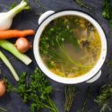 Energizing + Anti-Aging Benefits of Cordyceps Broth