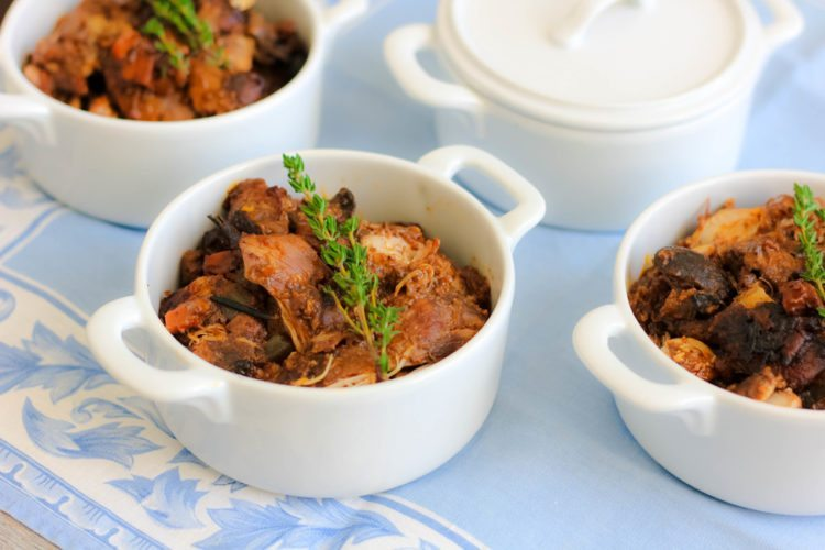 Julia Child's Coq au Vin Recipe Gets a Clean Makeover