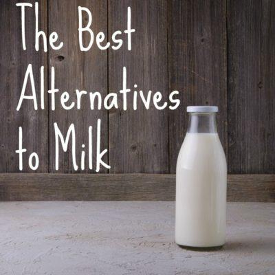 The Best Plant-Based Milk Alternatives
