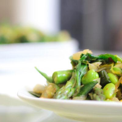 Superfood Stir Fry: An All Greens Recipe