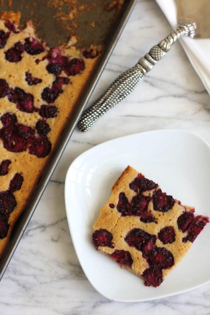 Tray Cake Recipe