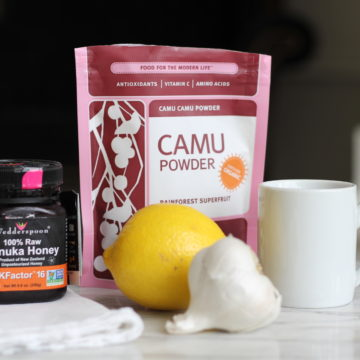 Get Well Soon! My Three Favorite Natural Cold Remedies