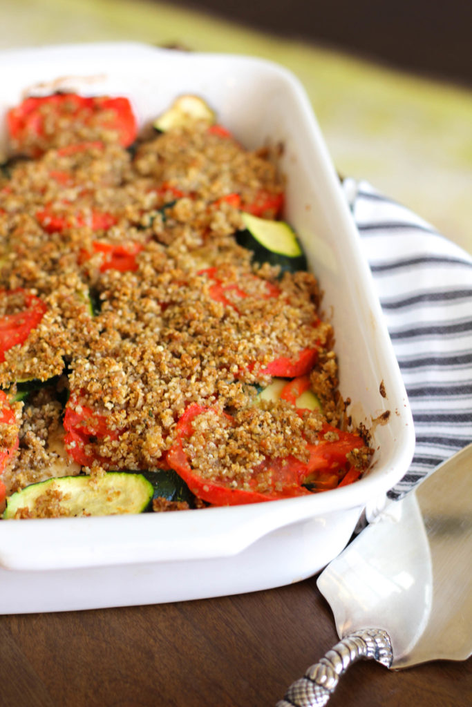 Vegetable Tian Recipe 2