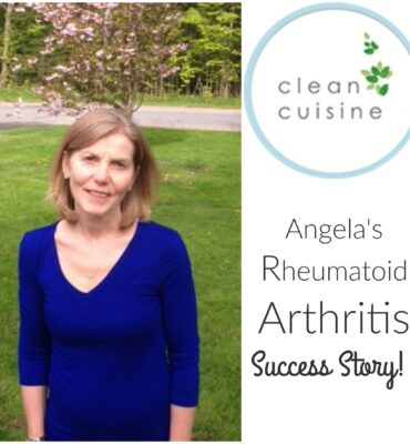 Rheumatoid Arthritis Relief on Anti Inflammation Diet (SUCCESS STORY!)