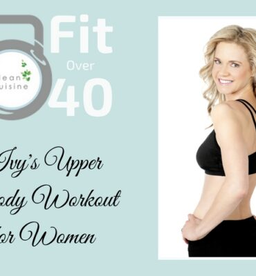 Fit Over 40: Upper Body Workout for Women (VIDEO)