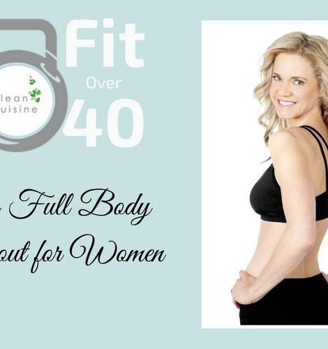full upper body workout for women