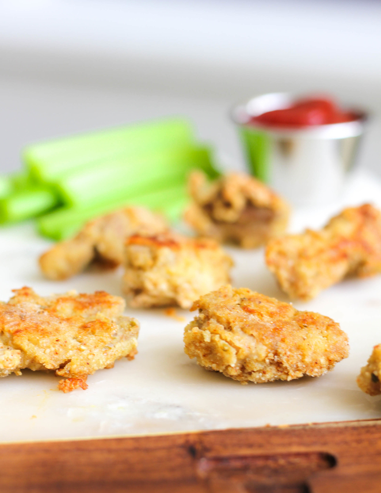 Gluten Free Recipe for Chicken Nuggets