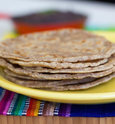 The Best Gluten Free / Grain Free Tortilla Recipe