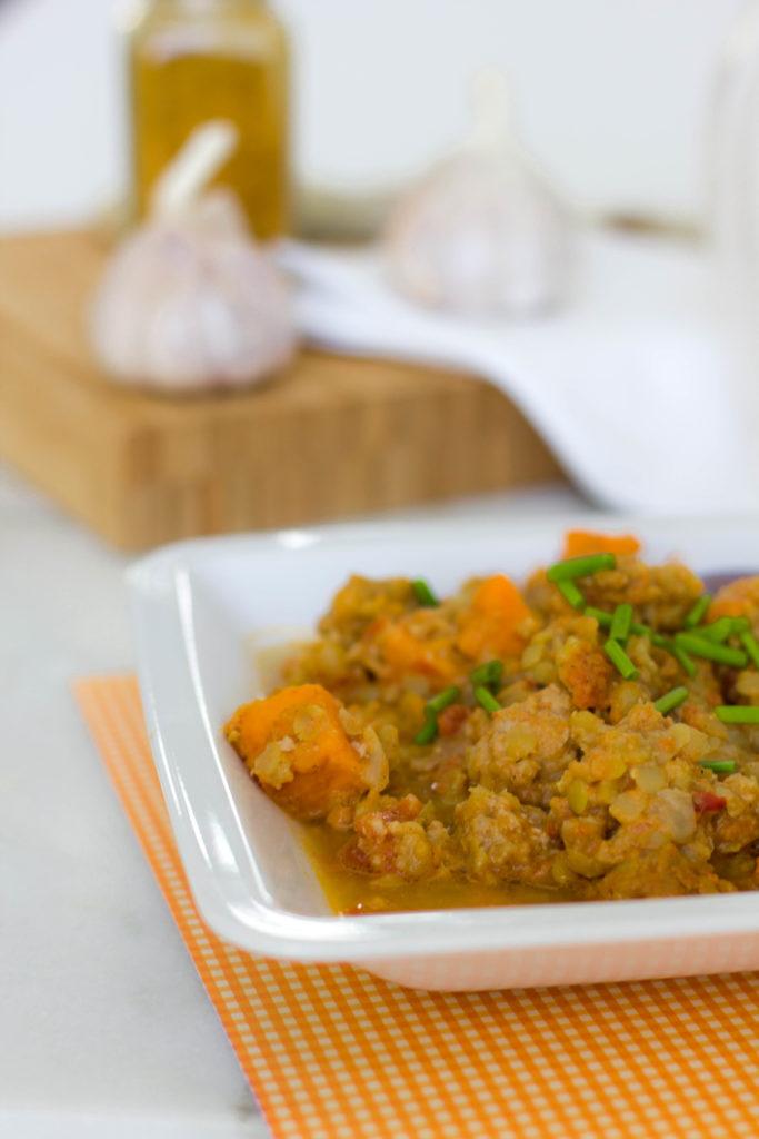 Red Lentil Stew 2