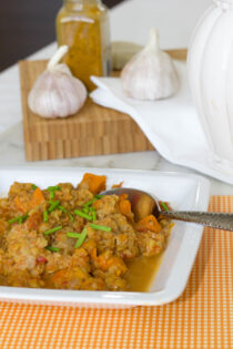 Red Lentil Stew Recipe