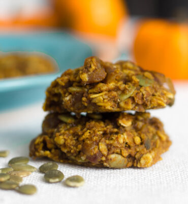 Guest Blog: Recipe for Pumpkin Breakfast Cookies from Danielle Smith