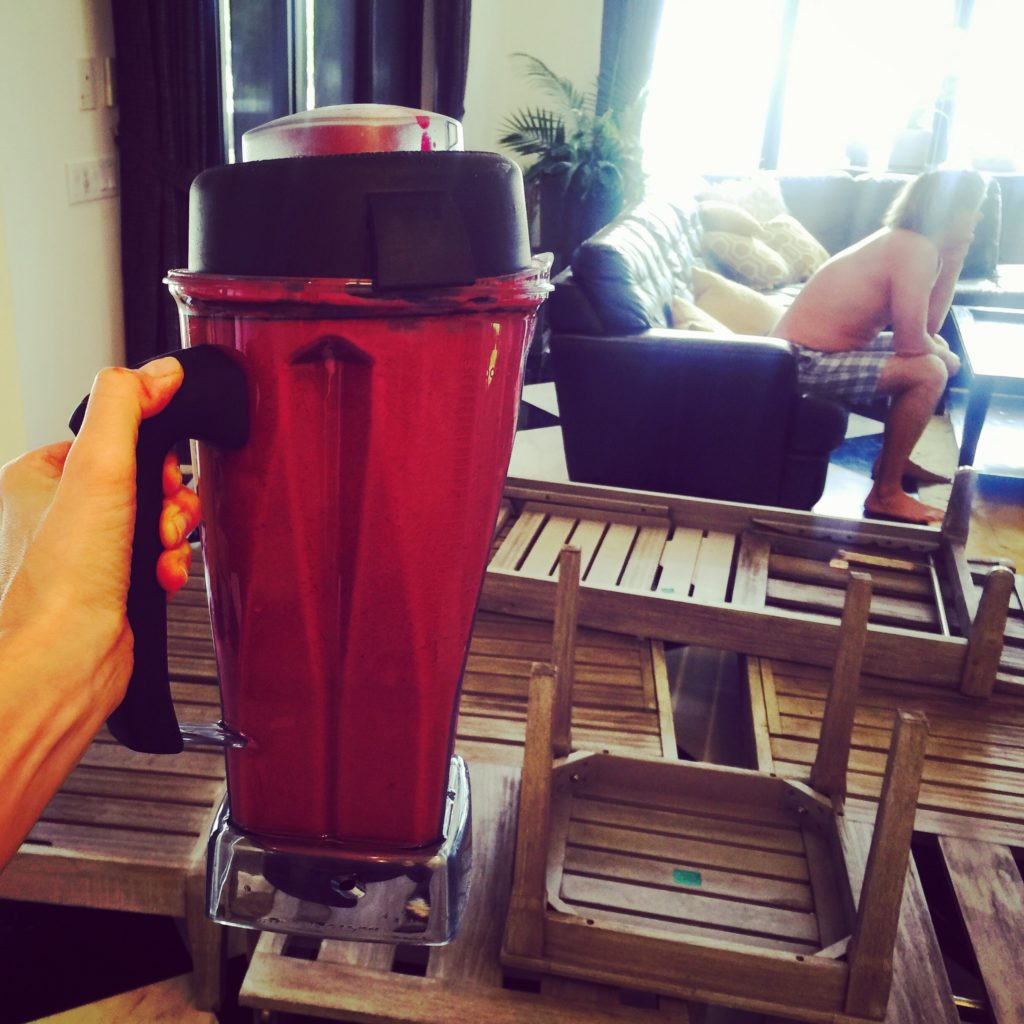 Red Velvet Smoothie Recipe 2