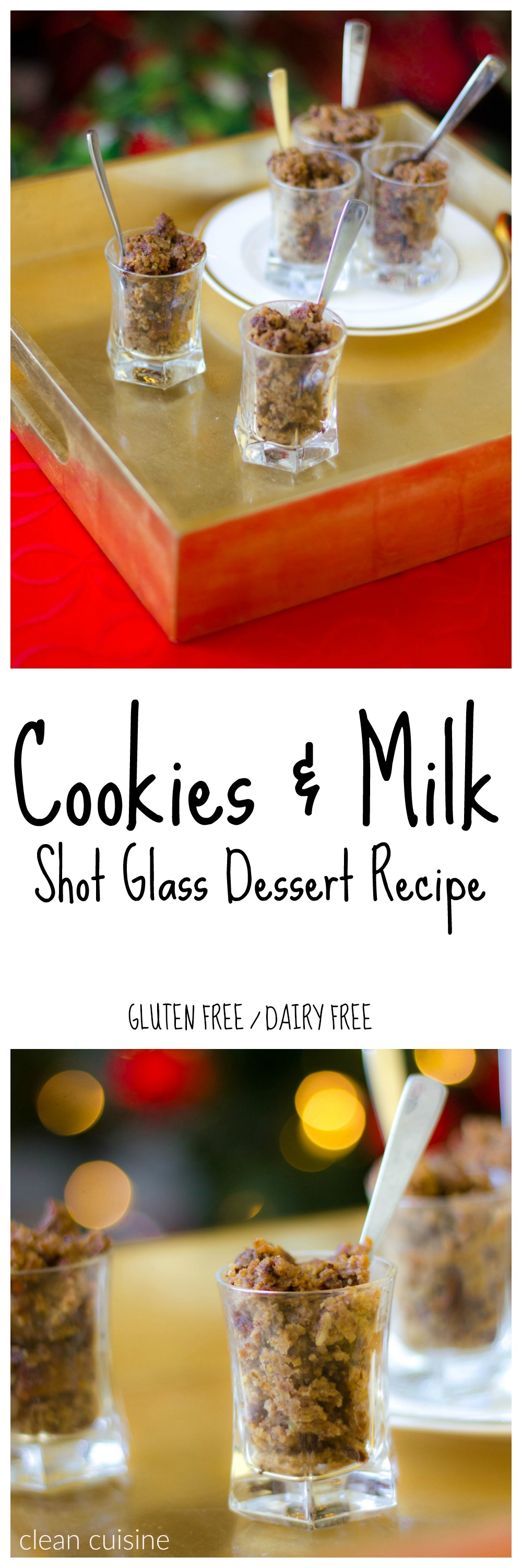 Shot Glass Dessert Recipes