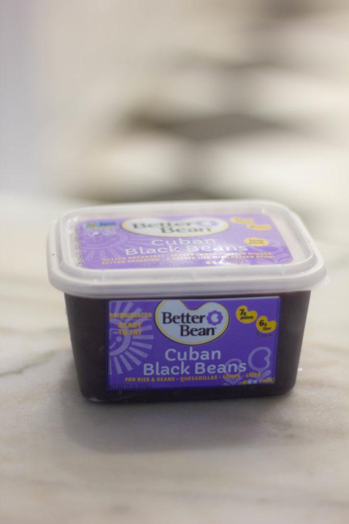 Better Bean Cuban Black Beans
