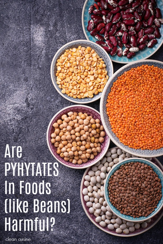 Foods that Contain Phytates