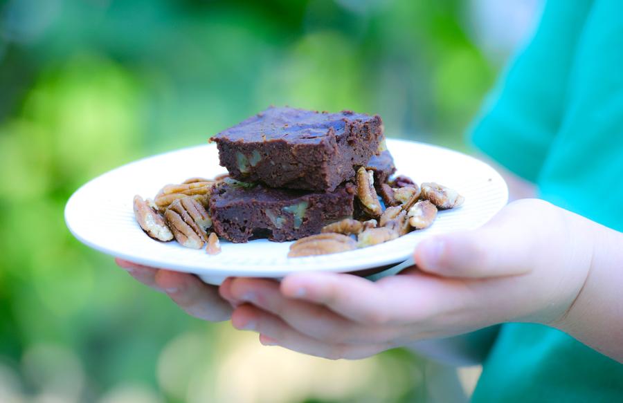 gluten free brownie recipe with cassava flour