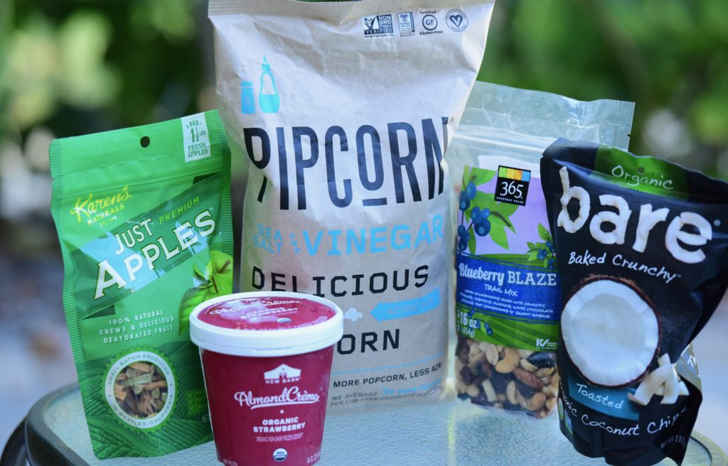 Healthy Snack Foods for Kids