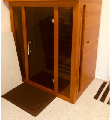 Infrared Sauna Benefits (and Why We Bought One For Our Home)