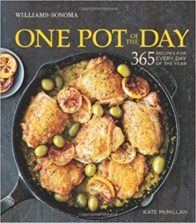 Williams Sonoma Cookbook