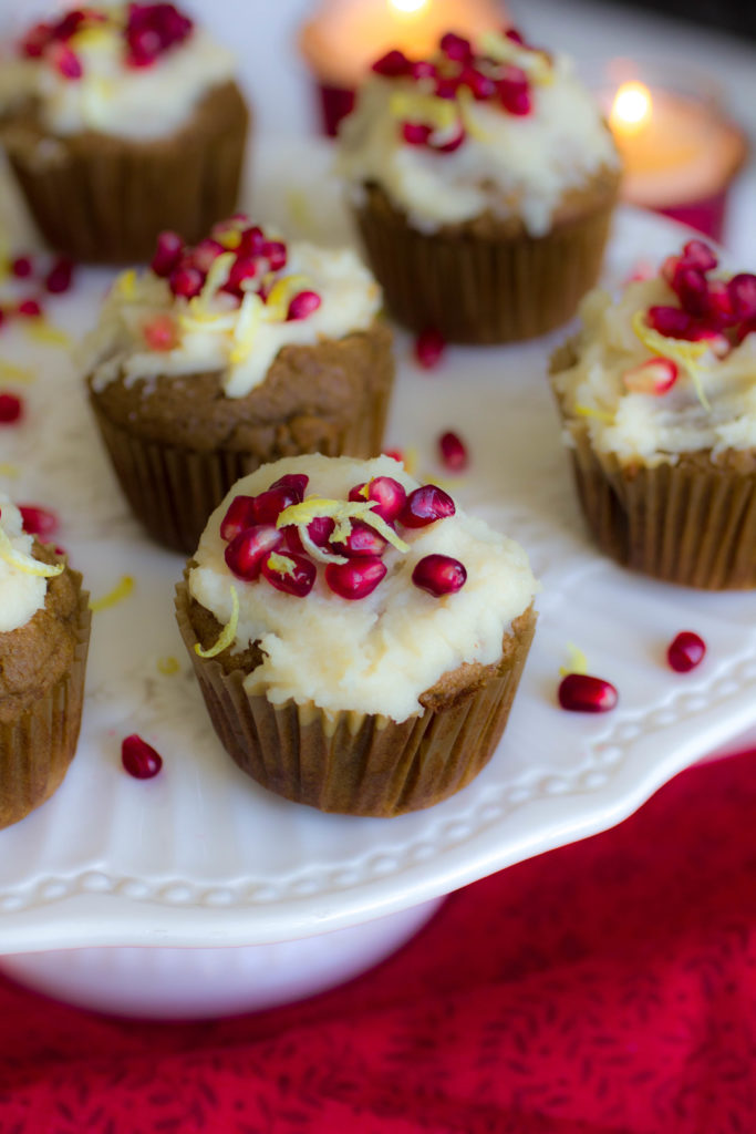 gluten free lemon olive oil cupcake recipe