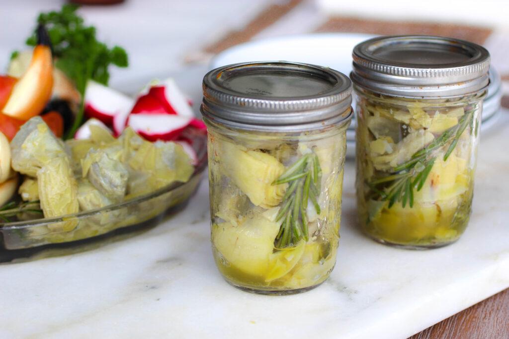 Marinated Artichoke Heart Recipe 2