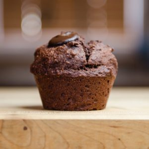 Healthy Chocolate Walnut Muffins Recipe with Video