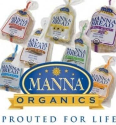 Organic Product Review: Yummy Cake-Like Manna Bread