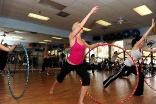 hula hoop fitness