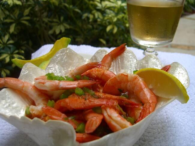 Chipotle Spiced Shrimp
