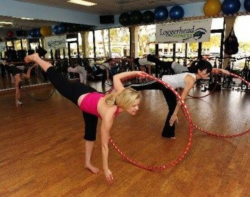 "Hula Hoop Workout: ""Hoopnastics"" 15 Minute Ballet-Inspired Leg Toning Workout Video"